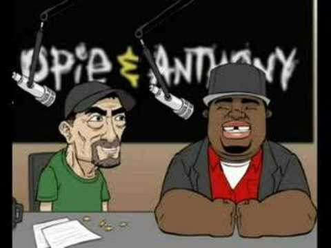 Opie and Anthony Animation Fest: Wesley Snipes Goes 2 Prison