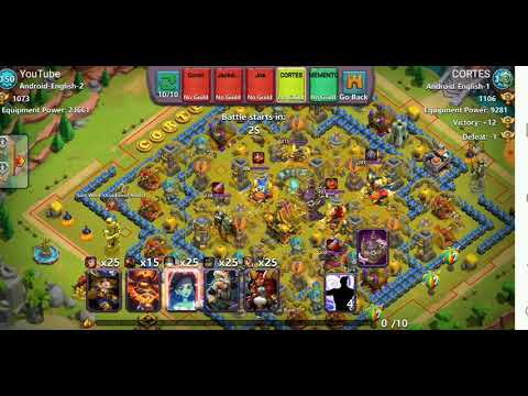 Clash Of Lords 2 Despot's Depository