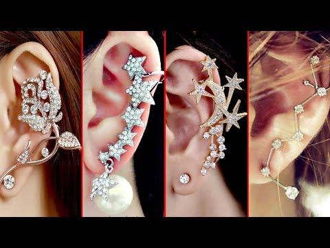 latest-&-stylish-ear-cuffs-earrings-for-women--latest-trendy-jewelry-for-ladies