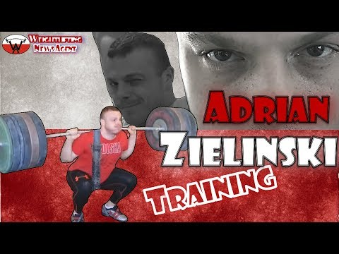 adrian-zieliński-(pol,-94kg)-|-olympic-weightlifting-training-|-motivation