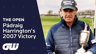 Padraig Harrington Relives Dramatic Carnoustie Victory | The Open Championship