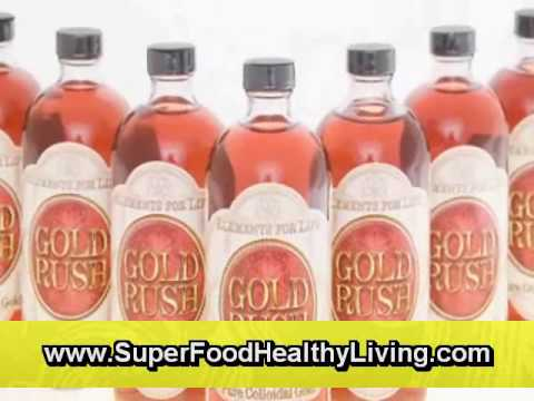 Raw Plant Protein Is Best  Colloidal Gold
