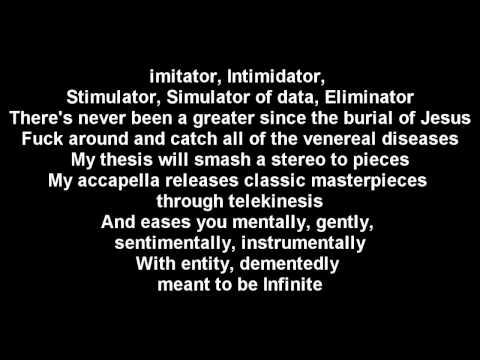 Eminem's Best Verses/Punchlines
