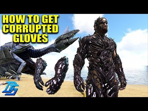 HOW TO GET CORRUPTED GLOVES, TEK QUETZAL ,EXTINCTION NOTES LOCATIONS 5!- Ark Survival Evolved