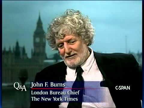 John Fisher Burns QA John F Burns YouTube