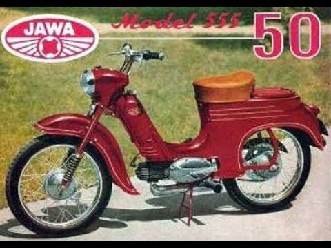 [Amatérská Renovácia] Jawa Pionýr 555 R.v 1962
