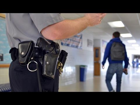 Sheriff's Deputy Fires Gun In Classroom, Hits Teacher