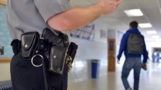 Sheriff's Deputy Fires Gun In Classroom, Hits Teacher