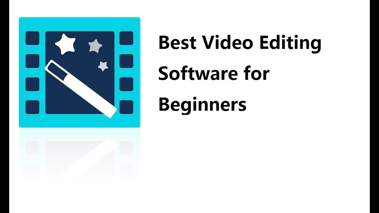 Best Video Editing Software for Beginners - YouTube