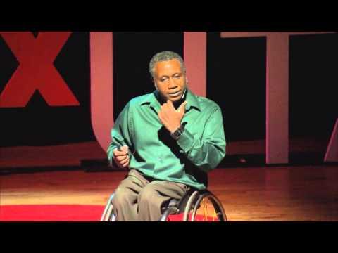 Disability sport is the future | Abu Yilla | TEDxUTA