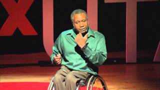 Disability Sport: The Future for Superior Sport Performance | Abu Yilla | TEDxUTA