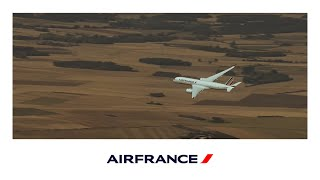 Meeting with Air France's first Airbus A350