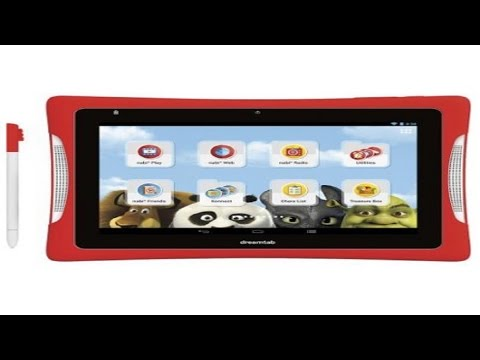 HOW TO FLASH TABLET DREAMTAB NV08B - YouTube