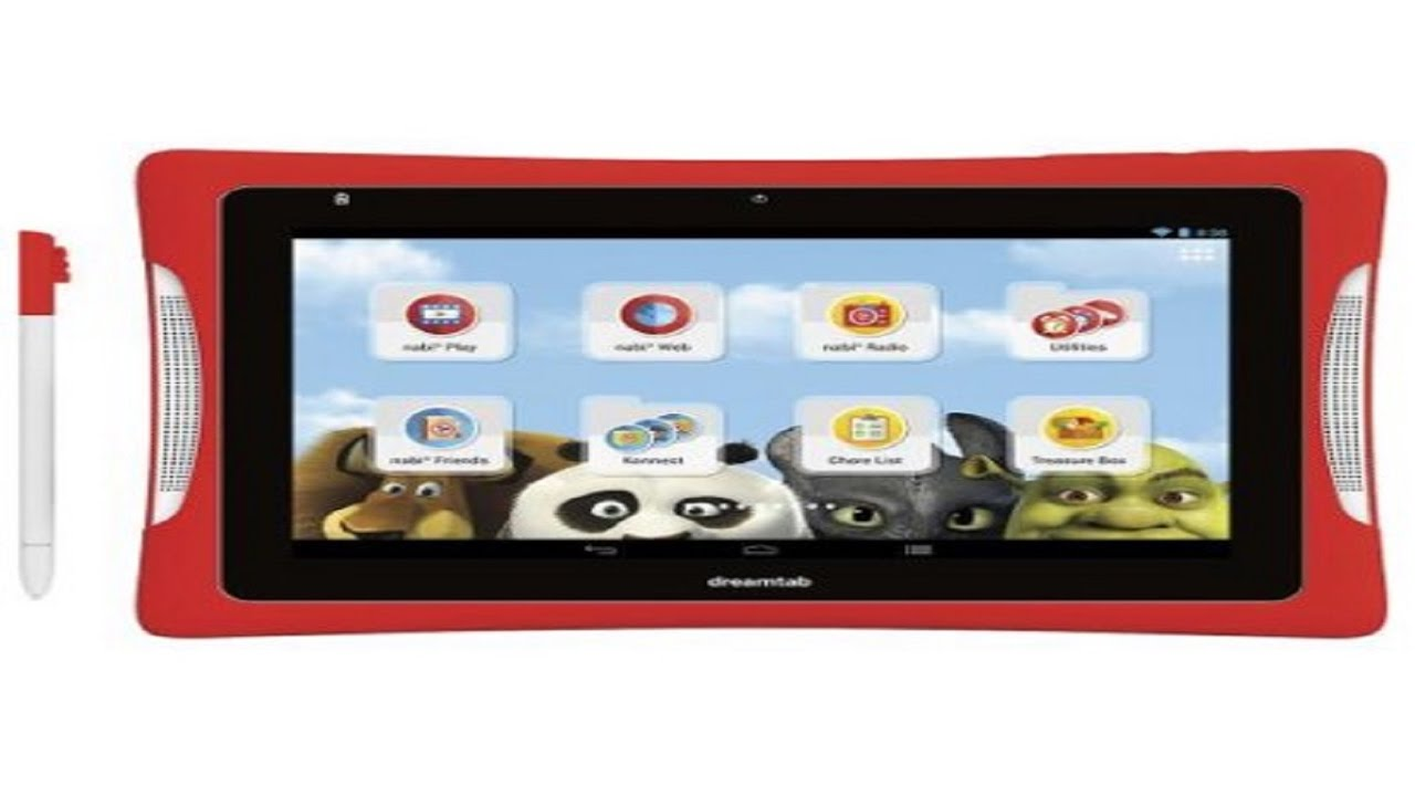 HOW TO FLASH TABLET DREAMTAB NV08B by CMandroid