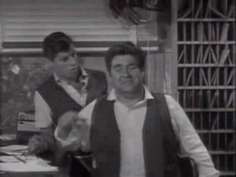 Jerry Lewis  The Errand Boy  The itch...