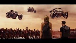 Дивергент, глава 3  За стеной 2016 Русский Трейлер (HD)