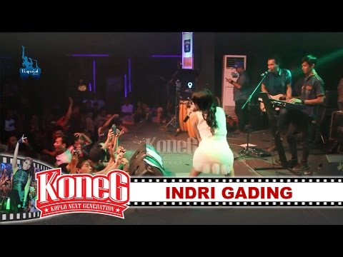 KONEG LIQUID feat Indri Gading - Oplosan [Koplo Version Cover] [KONEG JOGJA - Liquid Cafe 2015]