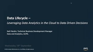 Leveraging Data Analytics in the Cloud to Support Data-Driven Decisions