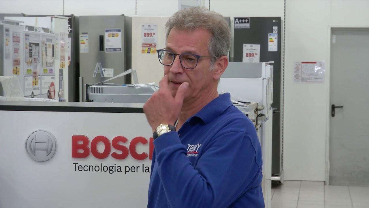 Lavastoviglie Bosch Da Incasso Silent Plus Smv68mx03e Trony