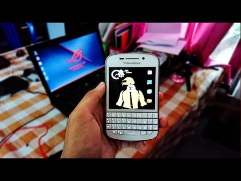 Review Blackberry Q10 Di Tahun 2019 - Masih Layak ?