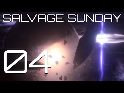 Stellaris - Salvage Sunday 04 - Contingency and Fleetcomps