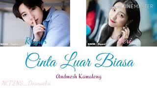 Download lagu NCT Renjun Lokal RV Yeri Lokal Cinta Luar Biasa andmesh kamaleng MP3