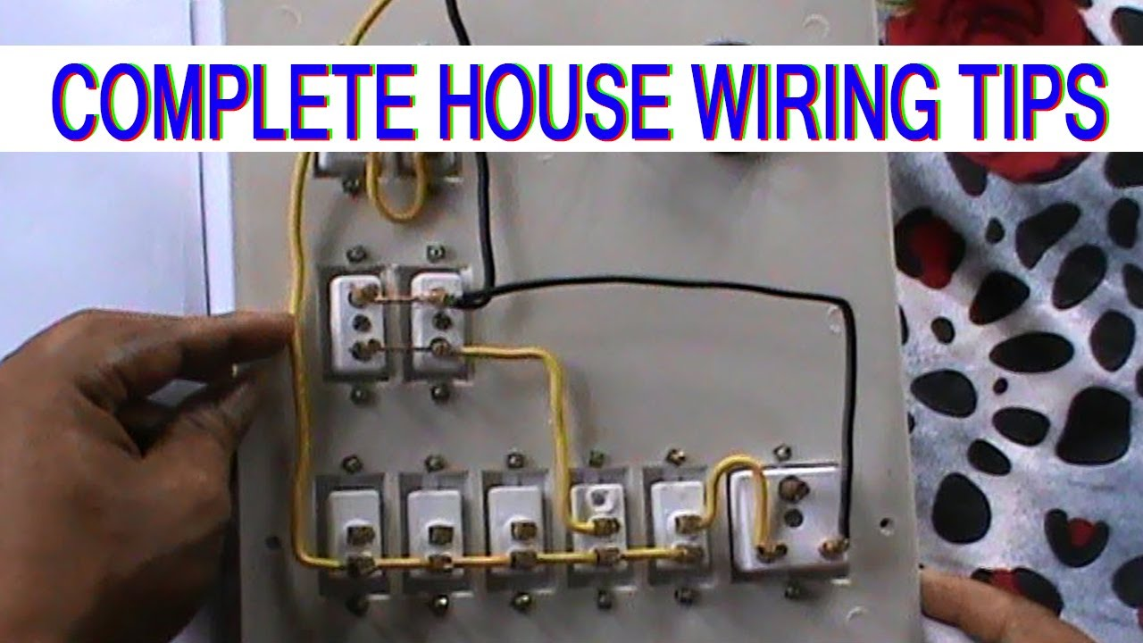 wiring test board wiring diagram structure how to wire series test board easy way  [ 1280 x 720 Pixel ]