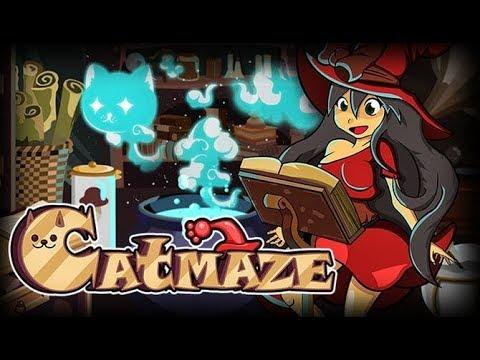 Catmaze - Gameplay (PC)