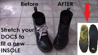 Docs to Fit a PREMIUM Insole