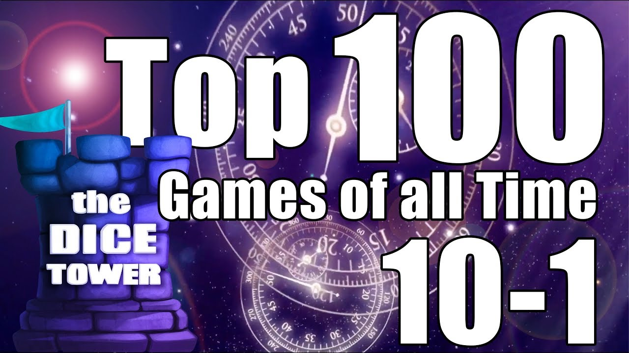 Top 100 Games of All Time 10-1