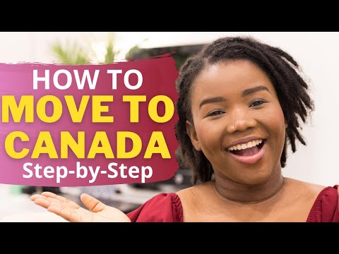 How To Move To Canada   Federal Skilled Worker Program   Express Entry Eligibility
