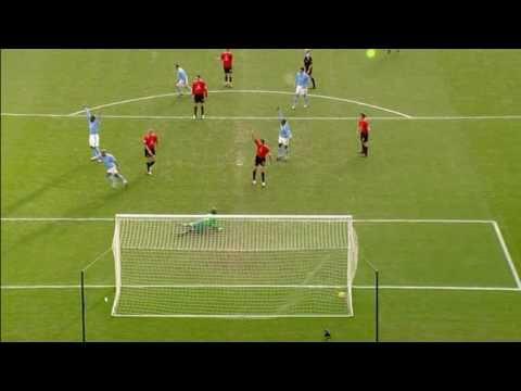 Manchester City 3-1 Manchester Utd [HD]