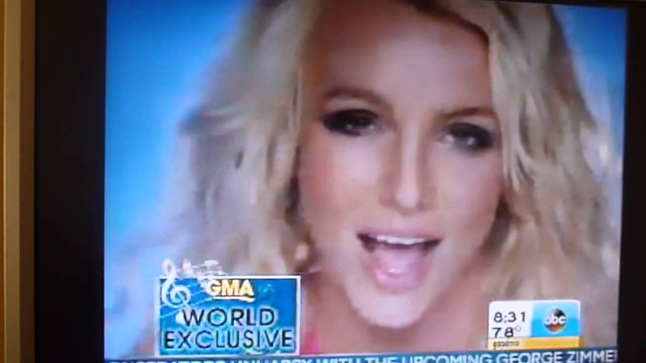 Exclusive: Britney Spears - Ooh La La Music Video Sneak ...