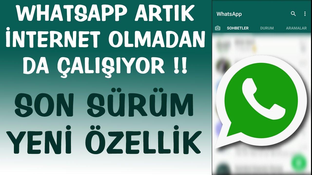 WhatsApp Mesajlarını Okuma