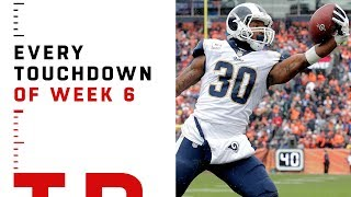 Every Touchdown from Week 6 | NFL 2018 Highlights