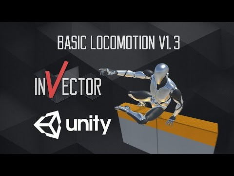 Third Person Controller: Basic Locomotion v1.3 UPDATE