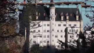 Королевские замки Нойшванштайн и Хоеншвангау(Beschreibung., 2015-11-06T08:28:10.000Z)