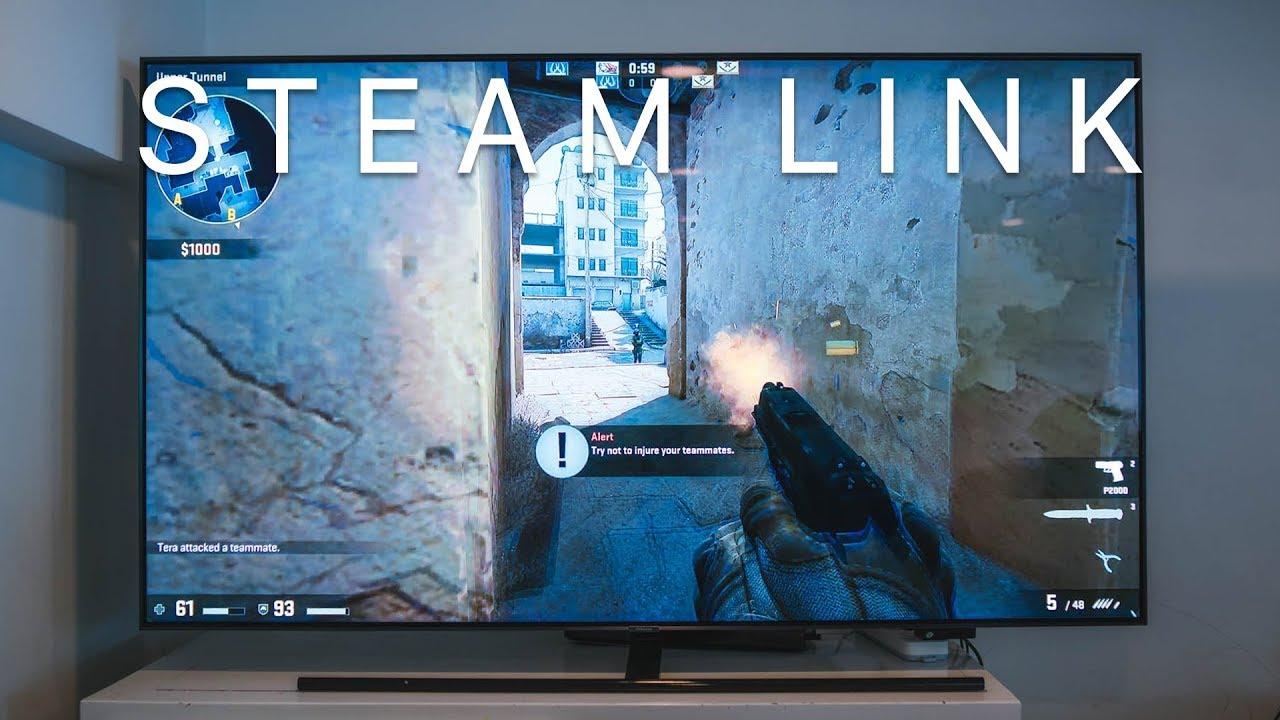 Steam Link - Giải pháp tuyệt vời giúp game thủ PC chiến trên TV màn