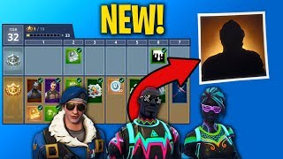 *NEW* FORTNITE SEASON 4 SECRET SKINS, NEW SUPER HERO SKINS & SEASON 4 BATTLE PASS!
