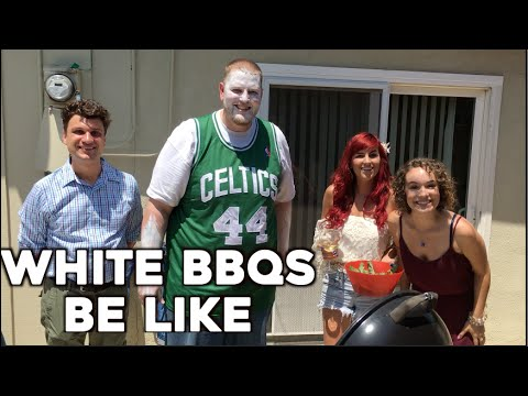 White People Be Like Who Is Sosa White BBQs Be L...