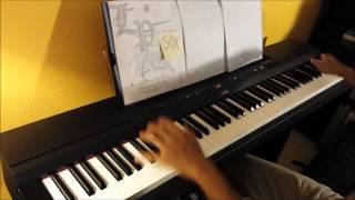 SHIMONETA (下ネタという概念が存在しない退屈な世界) ED - Inner Urge [full] – Piano