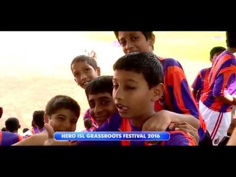 FC Pune City's Grassroots Festival