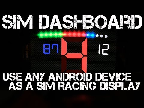 SIM Dashboard Android App for PC, PS4