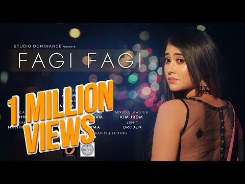 Fagi Fagi | Official Music Video | Johnny & Sadika | AJ Maisnam