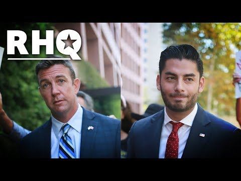 Duncan Hunter's MELTDOWN vs. Ammar Campa-Najjar