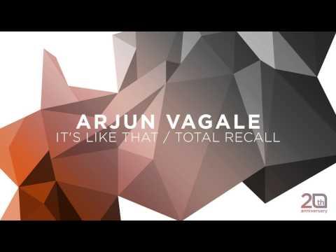 Arjun Vagale - Total Recall (Original Mix)