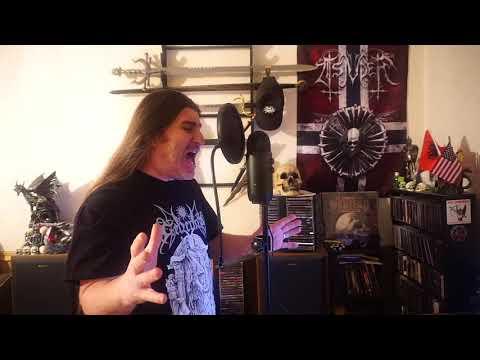 """Judas Priest """" Night Crawler """" ( vocal cover )"""
