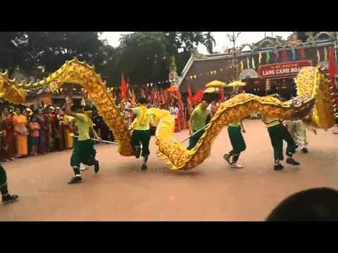 Hội làng Vác (Canh Hoạch-Dân Hòa- Thanh Oai- Hà Nội) 2016- Hội hàng năm 11-13/3 Âm lịch
