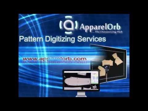 Apparel Pattern Digitizing Service - Digitize Your Sewing Pattern ...