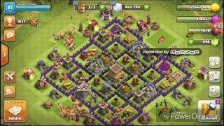 Clash of clans yeni asker Koçbaşı barbar